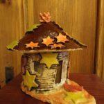 Lucernička - chaloupka | Výrobky z keramické dílny