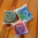 Tisk - pytlíčky | Výrobky z výtvarné dílny | Tisk na textil